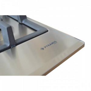 Plita incorporabila Pyramis Smartline SH7500 5 arzatoare Wok Inox