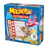 Joc magnetic Alfabetar cu Tabla 64165, D-Toys