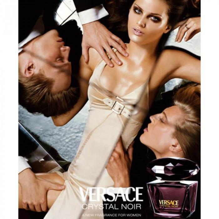 Versace Crystal Noir EDT 90ml pentru Femei