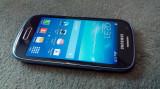 SMARTPHONE SAMSUNG GALAXY S3 MINI PERFECT FUNCTIONAL SI DECODAT.CITITI ANUNTUL!, Albastru, Neblocat