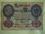 20 Mark / Marci 1908 GERMANIA