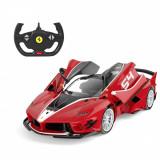 Masina cu telecomanda Rastar Ferrari FXX K EVO, RC, 1:14, Rosu