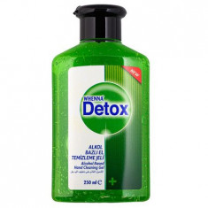 Gel antibacterian Detox, dezinfectant, pentru maini 250 ml