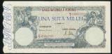 U621 100000 LEI OCTOMBRIE 1946 VF FOARTE FRUMOASA
