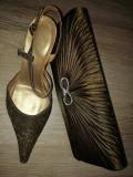 Pantofi eleganti + plic de ocazie