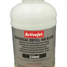 Cerneala refill universala black 250 ml