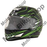 MBS Casca integrala AFX FX95 Mainline, L, negru/verde, Cod Produs: 01019842PE