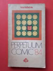 PERPETUUM COMIC × 1984 foto