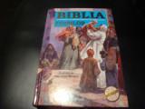 Biblia ilustrata si repovestita copiilor - ilustratii Jose Perez Montero, Alta editura