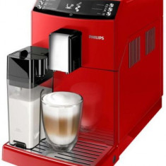 Espressor super automat Philips 3100 series EP3363/10 (Rosu)