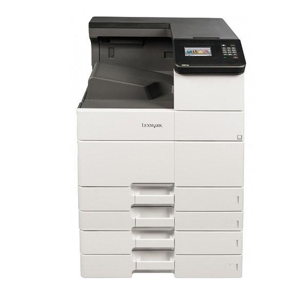 Imprimanta LaserJet Monocrom, A3, Lexmark MS911de, 55 pagini/minut, 300.000 pagini lunar, 1200 x 1200 DPI, Duplex, USB, Network, Toner Inclus