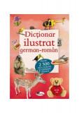 Cumpara ieftin Dicționar ilustrat german-român