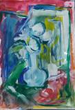 Flori, Acuarela, Impresionism, General