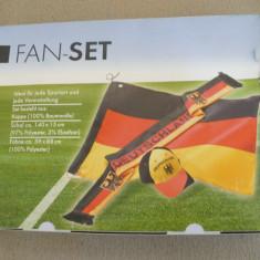 Fan set Germania