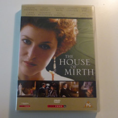 the house of mirth - dvd