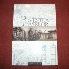 Povestea Caselor Vechi Din Bucuresti - Andreea Deciu