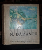 PAULA CONSTANTINESCU SI HARITON CLONARU - CATALOG N. DARASCU - EXPOZITIA DIN 1966, BUCURESTI 1966