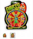 Cumpara ieftin Joc Sticky Darts, 3 săgeți incluse