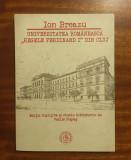 Ion Breazu - Universitatea romaneasca Regele Ferdinand I din Cluj (2019 - Nouă!)