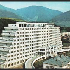 SANGEORZ-BAI – HOTELUL HEBE - CP CIRCULATA #colectosfera, Fotografie