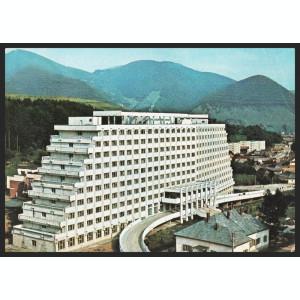 SANGEORZ-BAI – HOTELUL HEBE - CP CIRCULATA #colectosfera
