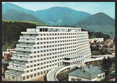 SANGEORZ-BAI – HOTELUL HEBE - CP CIRCULATA #colectosfera foto
