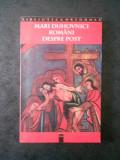 FABIAN ANTON - MARI DUHOVNICI ROMANI DESPRE POST (2004)