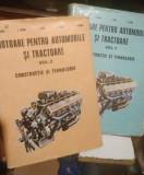 Motoare pentru automobile si tractoare