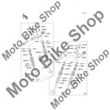 MBS Suport arc/sigurante supape EN500 LTD 2009, #12009, Cod Produs: 120091054KA