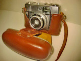 5623-Aparat Foto vintage AGFA color AGNAR 12.8-45 OPTIMA IA. Stare buna.