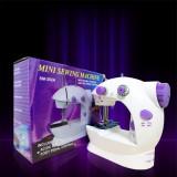 Masina de cusut Mini Sewing Machine cu pedala