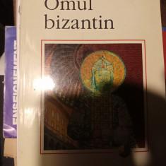 OMUL BIZANTIN - GUGLIELMO CAVALLO, POLIROM 2000,331 PAG