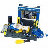 Set de Constructii Statie Reparatii Masini Michelin, Klein