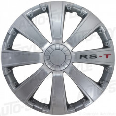Capace roata 15 inch RS-T Silver Kft Auto