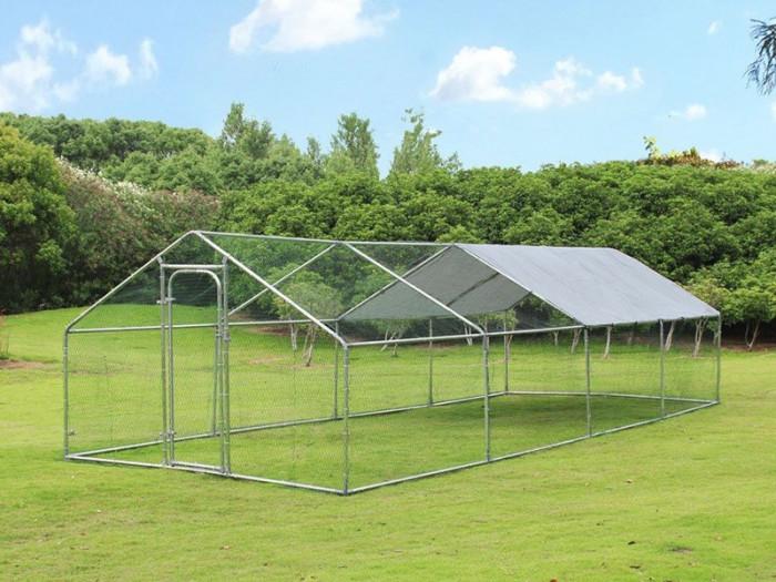 Tarc, solar, garaj, incintă pentru animale de companie 3m 8m 2m Zipper