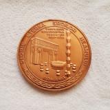 Medalie Asociația națională Cultul eroilor - tema militara WW1