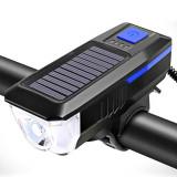 Lanterna LED cu panou solar pentru bicicleta/trotineta, LY17