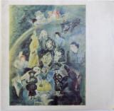 MARGARETA STERIAN , CATALOG DE EXPOZITIE RETROSPECTIVA - PICTURA , GRAFICA , CERAMICA , BUCURESTI , SALA DALLES , SEPT. - OCT. 1977