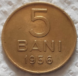 Moneda 5 BANI - ROMANIA, anul 1956 *cod 1074