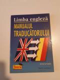 Limba engleza - manualul traducatorului - Leon Levitchi