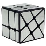 Cub Rubik 3x3x3 MoYu Wind Mirror Cube Argintiu 56.5*56.5*56.5 mm