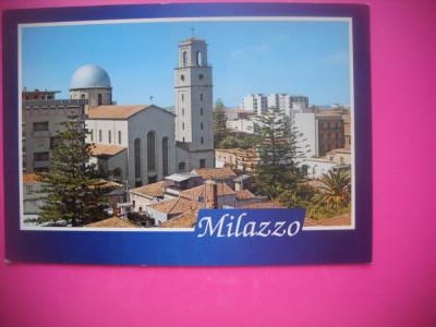HOPCT 78767 MILAZZO -CATEDRALA  -ITALIA-NECIRCULATA foto