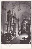 Bnk cp Sinaia - Muzeul Peles - Culoar parter - necirculata, Printata