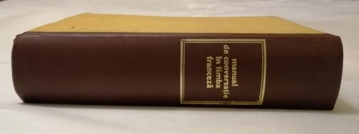 Manual de conversatie in limba franceza, 1968