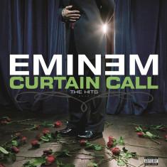 Eminem Curtain Call The Hits (cd)