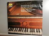 Mozart – Piano Concerto no 8 & 27 (1976/Deutsche Grammophon/RFG) - VINIL/ca Nou