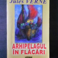 JULES VERNE - ARHIPELAGUL IN FLACARI
