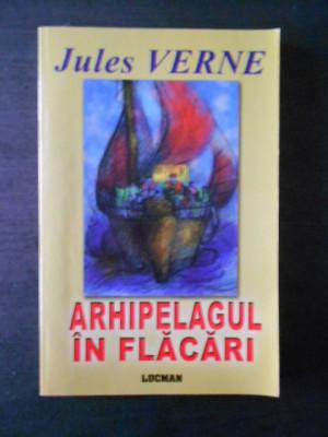 JULES VERNE - ARHIPELAGUL IN FLACARI foto