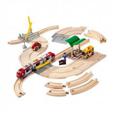 Set de tren personal si sosea Brio 33209