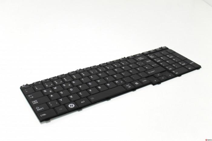 Tastatura Laptop Defecta Toshiba Satellite C650 / C660 / C665 / C670 / C675 / L655 / L670 / L675 / NSK-TN0SC 0G